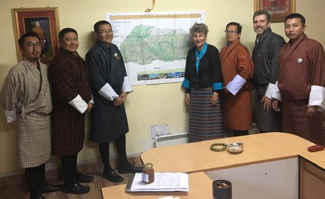 Trans Bhutan Trail – December 2019